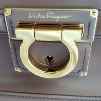Salvatore Ferragamo Handbag in taupe