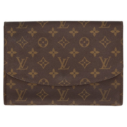 "Louis Vuitton ""Pochette Rabat Monogram Canvas"""