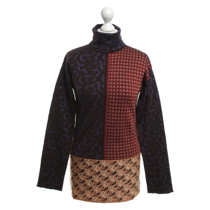 Jean Paul Gaultier Sweater met patroon