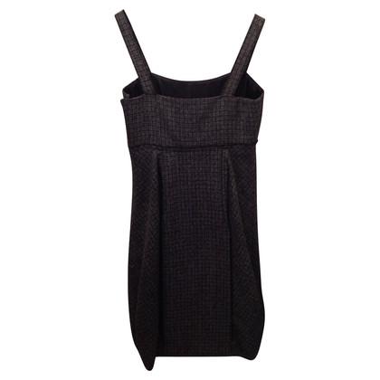 Vera Wang Grijs jurk