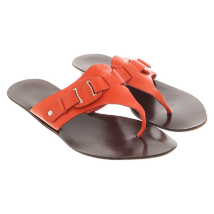 Salvatore Ferragamo Sandals in orange