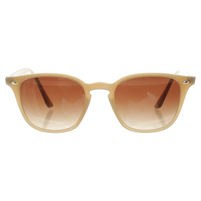 ray ban brille taupe