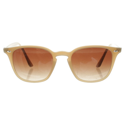 Ray Ban Sonnenbrille in Taupe
