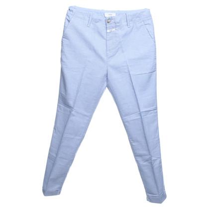 Closed Pantaloni in azzurro