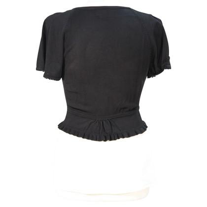 Karen Millen Bolero in black