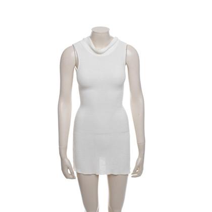 Chanel Cremefarbenes Kleid