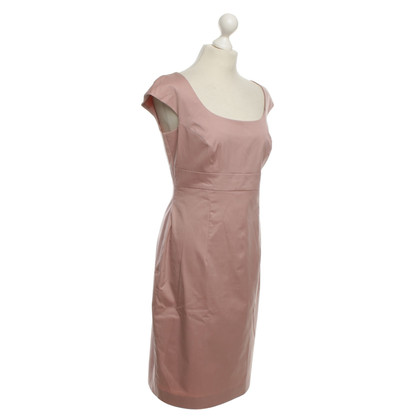 Piu & Piu Sheath Dress in Pink