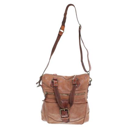 Campomaggi Shoulder bag in Cognac