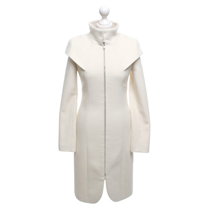 Dimitri Coat in cream