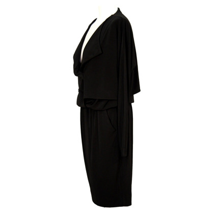By Malene Birger Asymmetrical dress