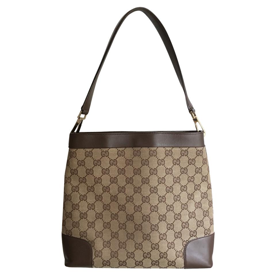 Klassieke schoudertassen : Gucci klassieke schouder tas koop tweedehands