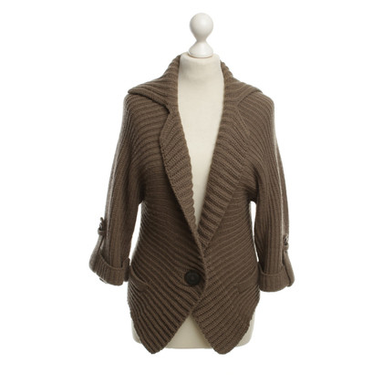 Marc Cain Strick-Cardigan in Braun