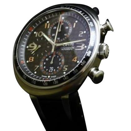 """Oris """"TT3 Rubber Titanium Chronograph"""""""