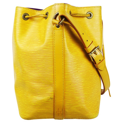 Louis Vuitton Petit Noe gialla