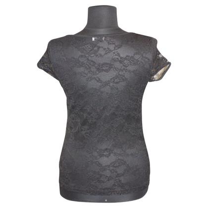 Dolce & Gabbana Kantoverhemd zwart