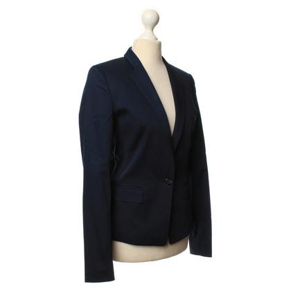 Hugo Boss Klassieke Blazer in blauw