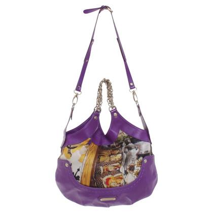 Versace Handbag with print