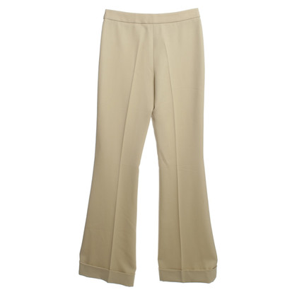 Moschino Cheap and Chic trousers with exposed leg