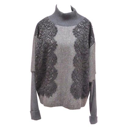 Dolce & Gabbana Shirt with mix of materials
