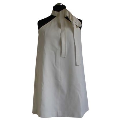 Chloé Silk crepe mini dress