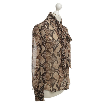 Altuzarra Blouse with patterns