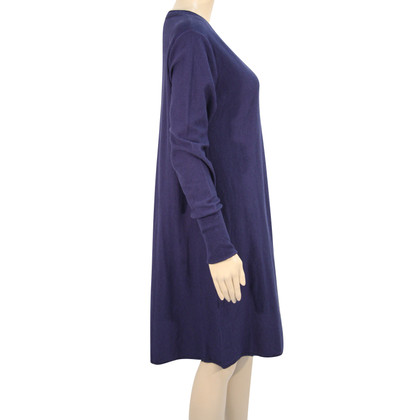 Noa Noa Wool dress in dark blue