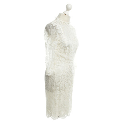 Dolce & Gabbana Lace dress in white
