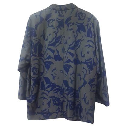 Max Mara Vintage blazer met patroon