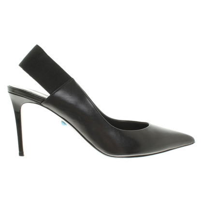 Philippe Model Slingbacks in black