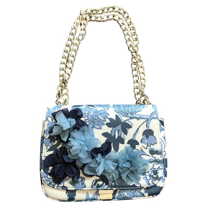 Twin-Set Simona Barbieri borsa blu