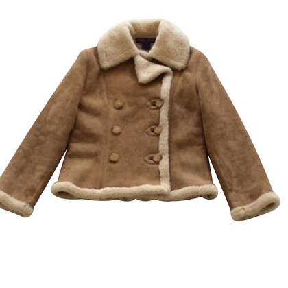 Ralph Lauren Sheepskin jacket