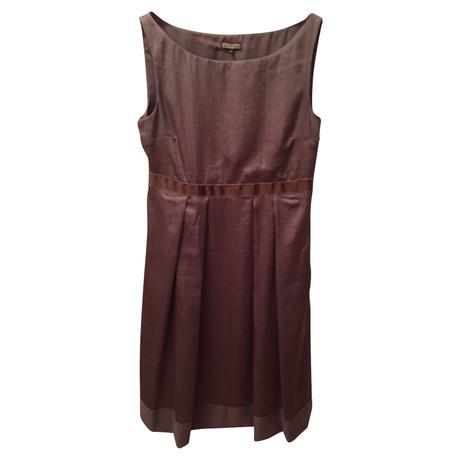 Braun Maliparmi Kleid Kleid Braun Maliparmi pIORn8X