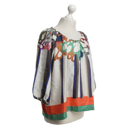 See by Chloé Blouse with floral pattern