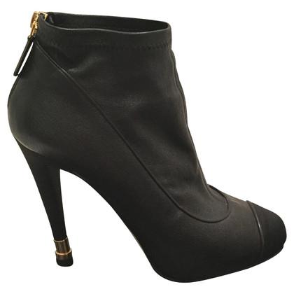 Chanel Stivali alla caviglia