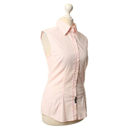 D&G Sleeveless blouse in Rosé