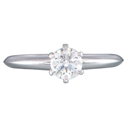 Tiffany & Co. Tiffany Diamant solitaire