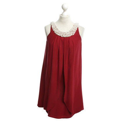 Kaviar Gauche Dress in red