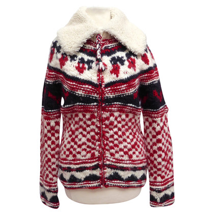 Moncler The Norwegian-style Cardigan