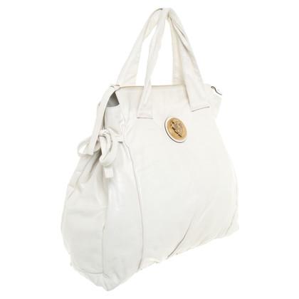 Gucci Leather bag in cream white