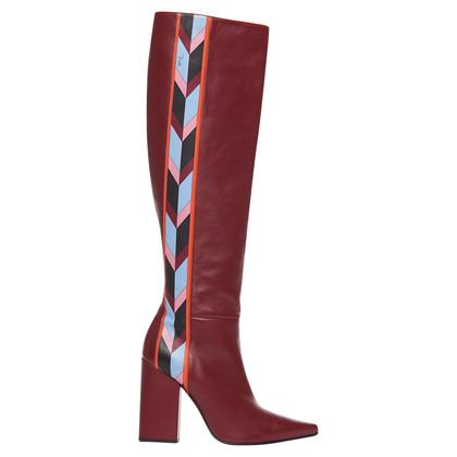 Emilio Pucci E.Pucci Knee High Boots