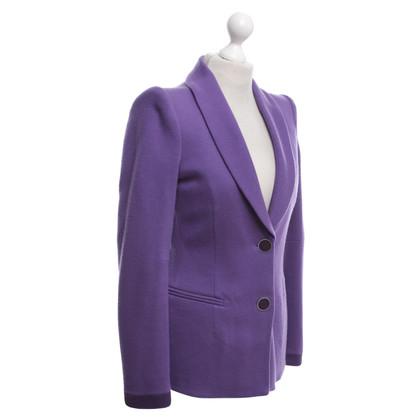 Giorgio Armani Blazer in purple