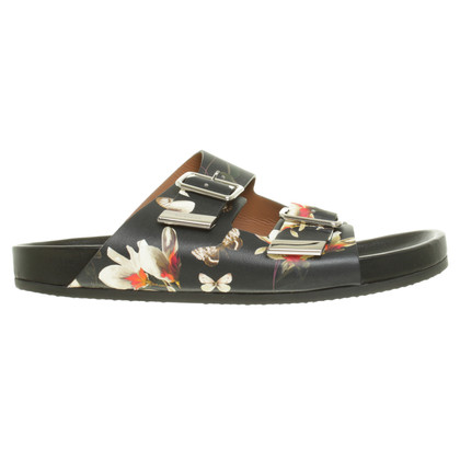 Givenchy Sandals with flower pattern