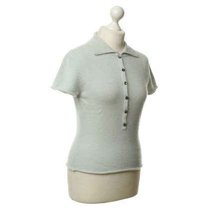 Iris von Arnim Gebreide shirt in kasjmier