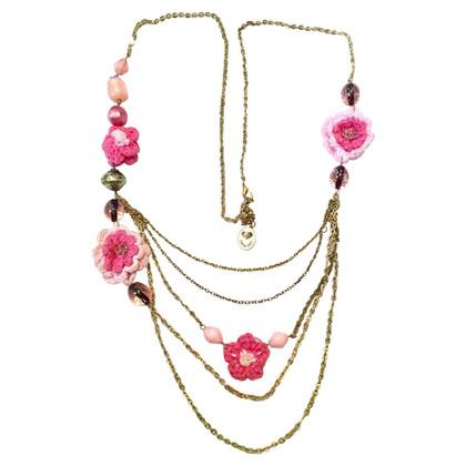 Twin-Set Simona Barbieri Flowers necklace