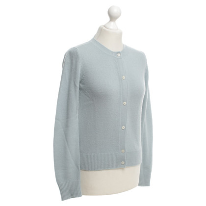 Prada Strickjacke in Hellblau