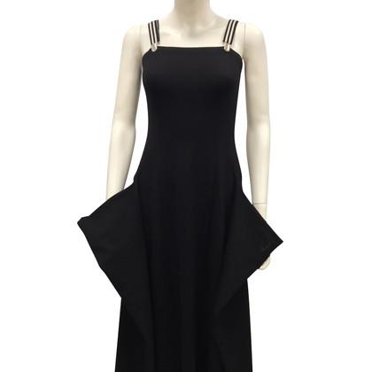 Y-3 Zwarte jurk
