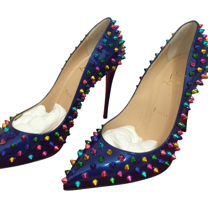 Christian Louboutin pumps with rivets