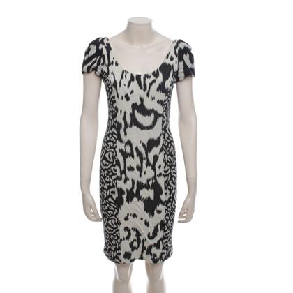 Diane von Furstenberg Kleid mit Animal-Print