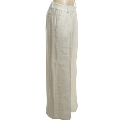Giorgio Armani Trousers in Cream