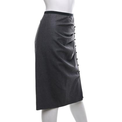 Sport Max Pencil skirt in grey